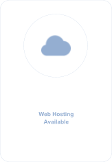 Web Hosting Available